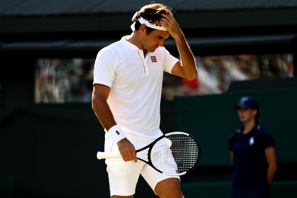 Federer quedó eliminado de Wimbledon