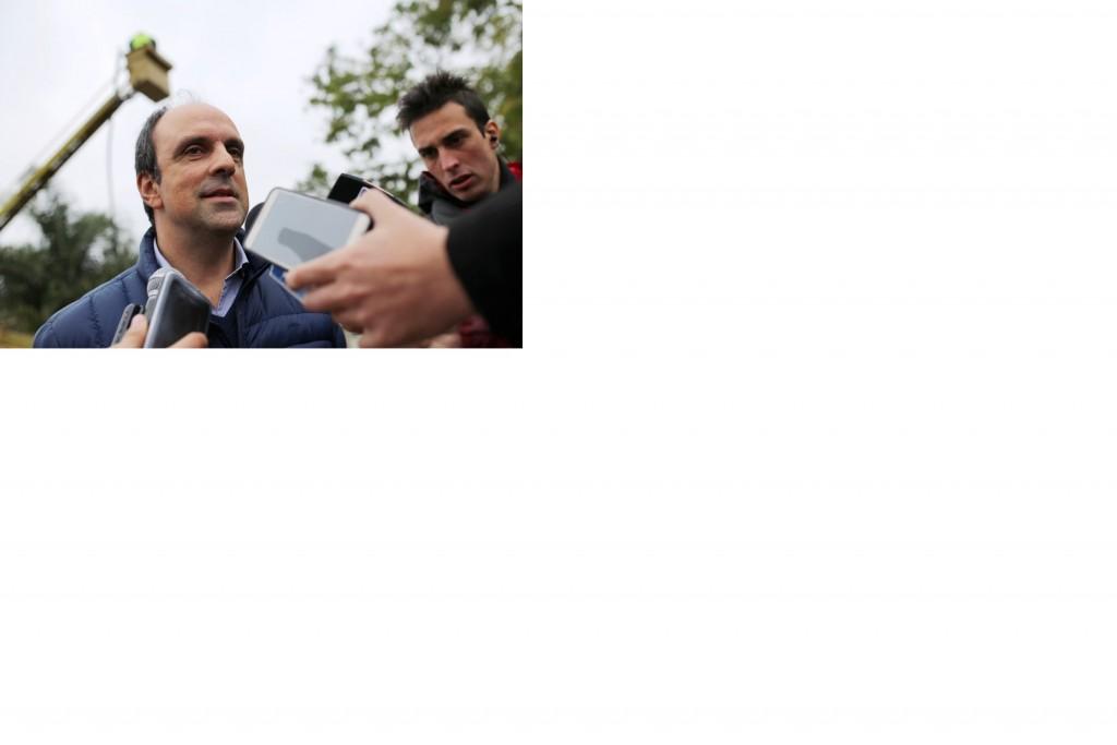 """José Corral: """"No vamos a aflojar en el pedido de transparencia a la EPE"""""""