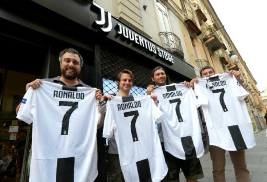 Juventus ya recuperó buena parte de lo que pagó por Cristiano Ronaldo