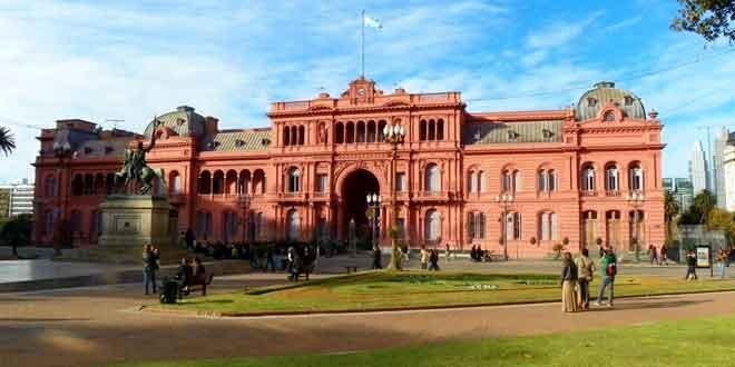 Detuvieron a un periodista acreditado en Casa Rosada que tenía pedido de captura
