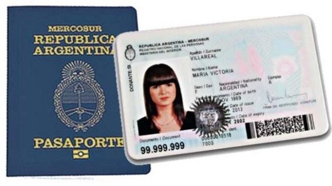 Aumentan los valores para renovar el DNI y el pasaporte