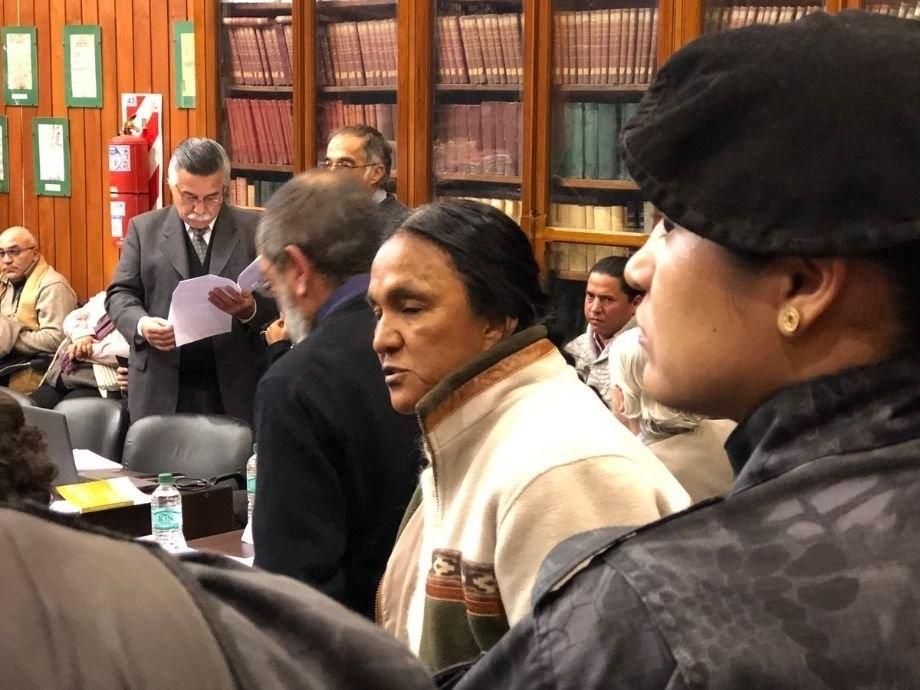 Milagro Sala fue encontrada inconsciente en la casa donde cumple prisión domiciliaria