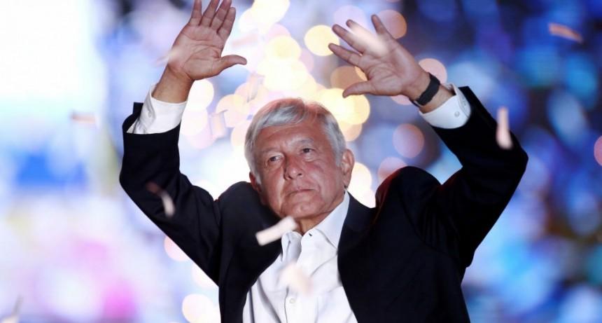 Andrés Manuel López Obrador ganó las elecciones presidenciales en México