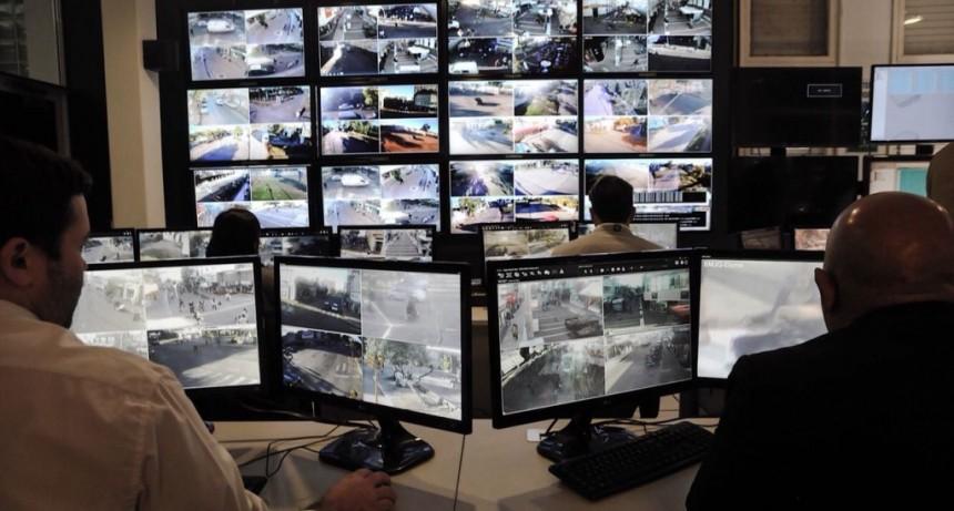 Diagraman la instalación de más cámaras y la ampliación del Centro de Monitoreo