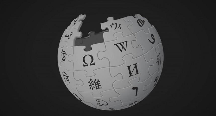 ¿Cierra Wikipedia?
