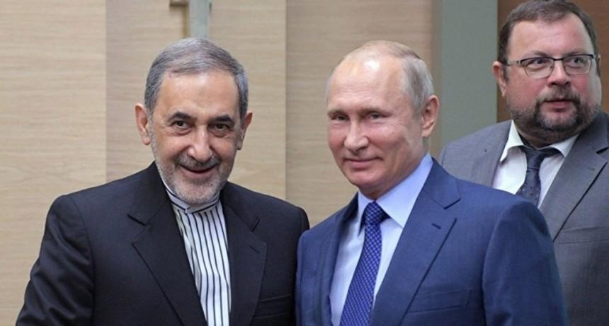 Vladimir Putin recibió al funcionario iraní acusado de atentar contra la AMIA
