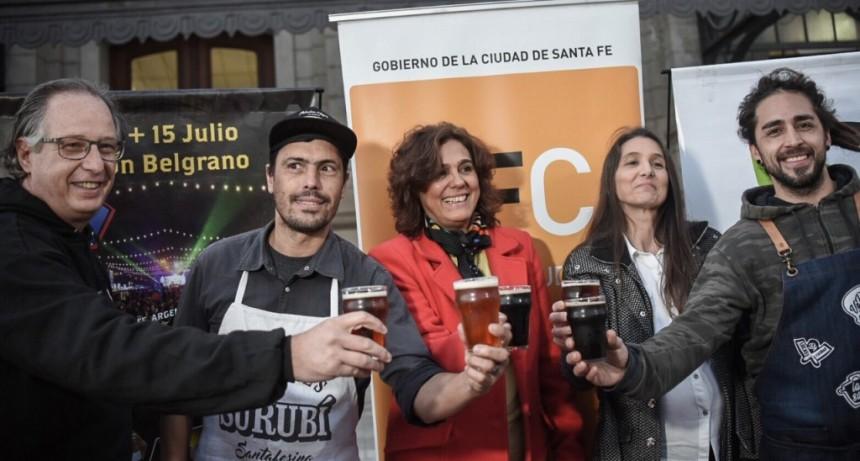 Nueva edición del Festival de la Cerveza y la Gastronomía Invernal