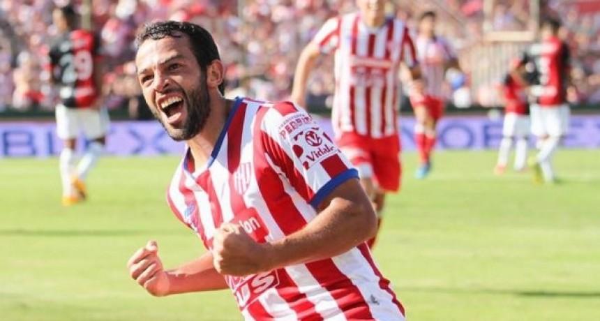 Lucas Gamba jugará en Huracán