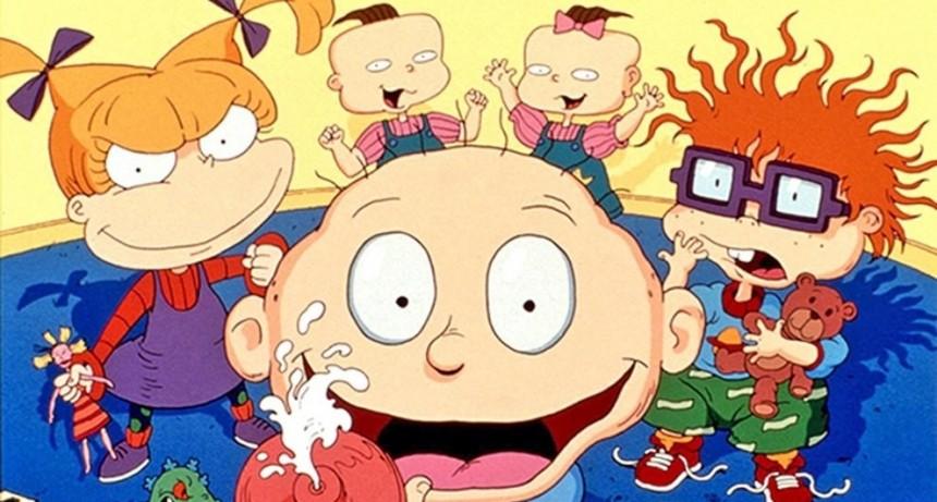 Vuelven los Rugrats: Tendrán una nueva serie animada y una película en imagen real
