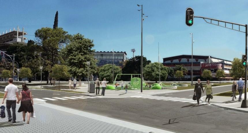 Cortes y desvíos de tránsito por las obras de Remodelación de Avenida Freyre
