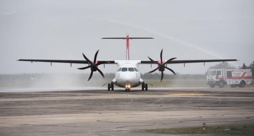 Próximamente habrá vuelos entre Santa Fe y Reconquista