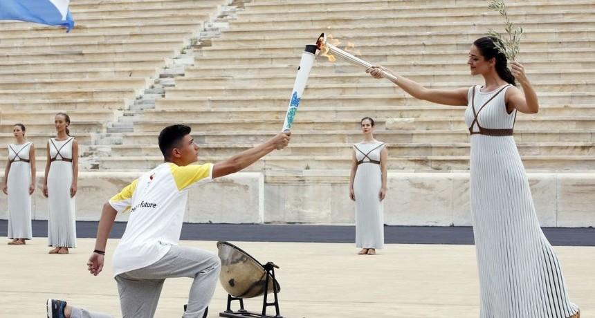 Por primera vez, la antorcha Olímpica recorrerá sitios emblemáticos de la Ciudad