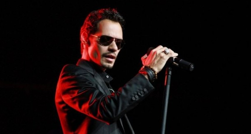 Marc Anthony vuelve a Argentina