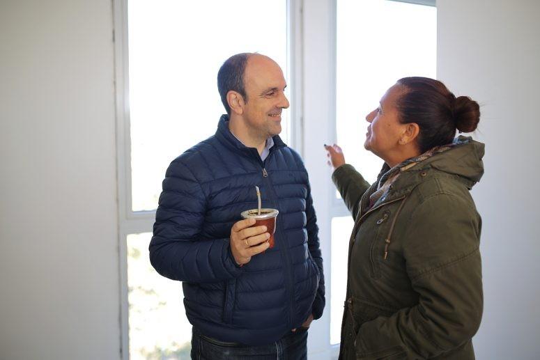 Avanza la construcción de viviendas en Barranquitas