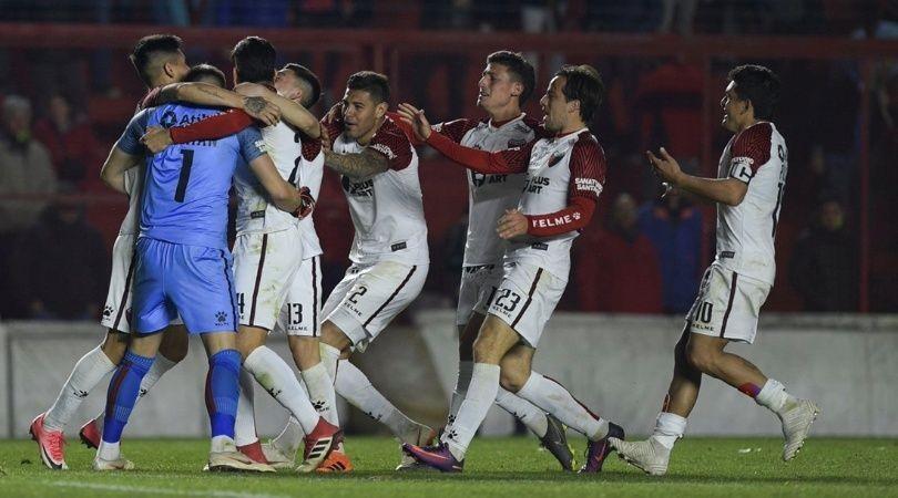 Colón avanzó a los cuartos de final de la Copa Sudamericana