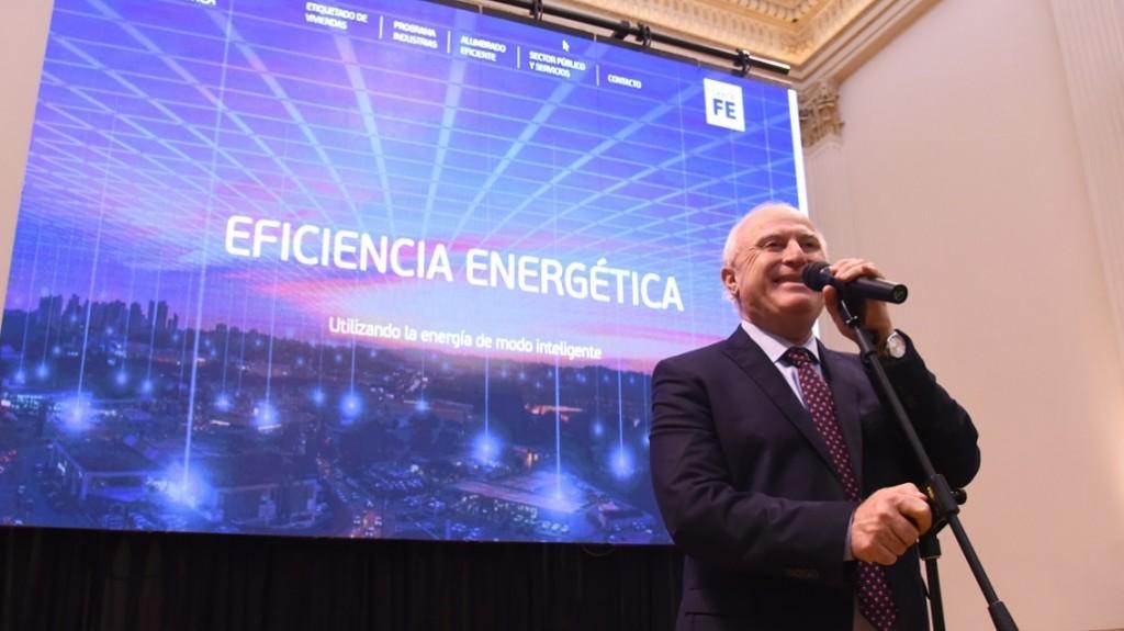 Presentaron la nueva web sobre Eficiencia Energética