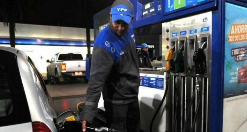 YPF volvió a aumentar el valor de los combustibles