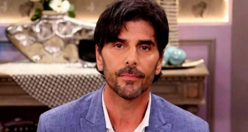 Juan Darthés fue internado por depresión en Brasil