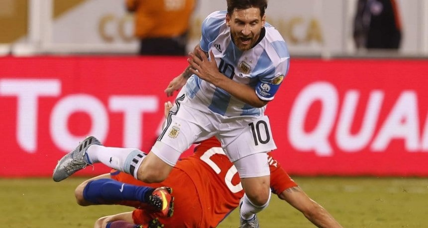 Argentina jugará contra Chile por el tercer puesto