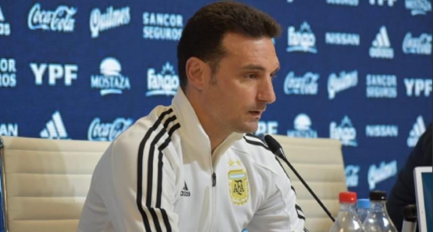 Lionel Scaloni continuará hasta diciembre al mando de la Selección argentina