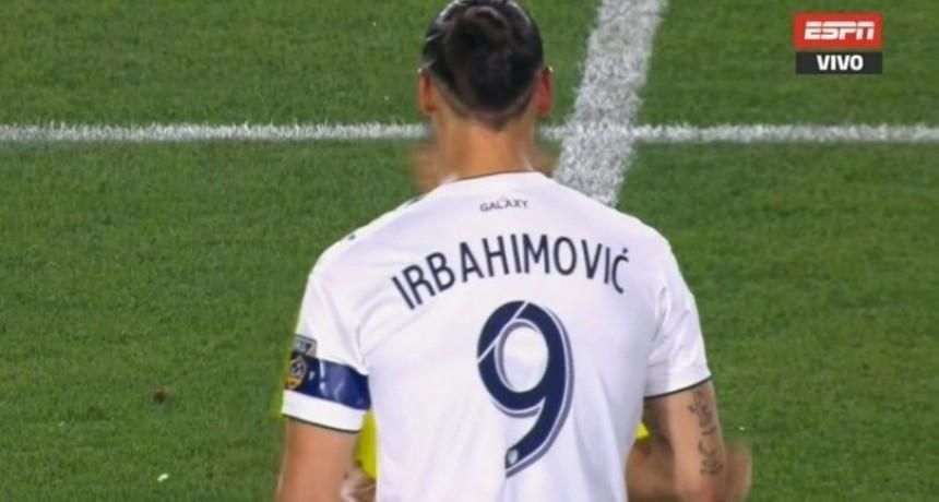 El error en la camiseta de Zlatan Ibrahimovic y el desafío viral