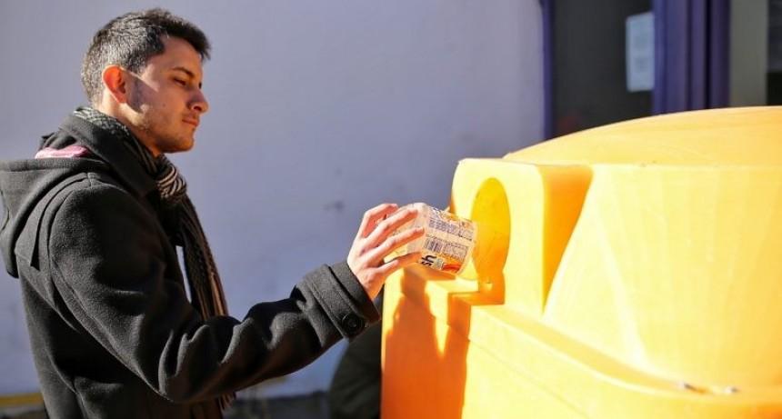4.700 kilos de basura en objetos reutilizables