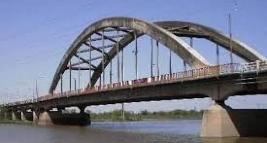 Puente carretero, 80 años uniendo Santafesinos