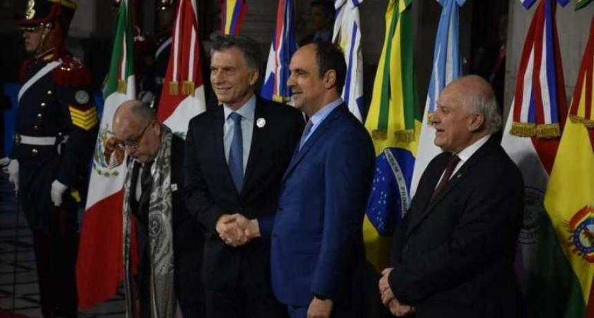 "La Cumbre del Mercosur terminó en Santa Fe con un balance ""muy positivo"""