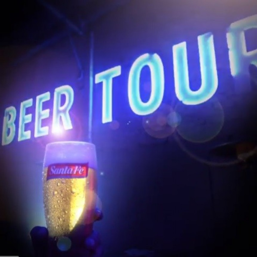 Nueva escala del Beer Tour