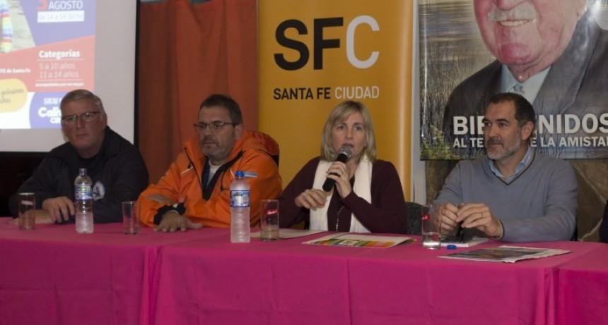 Presentaron la segunda edición de Santa Fe Pesca