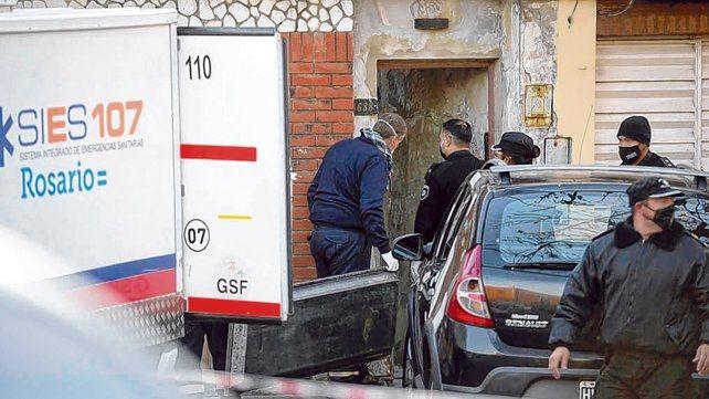 Un balazo criminal puso fin a la vida del ex edil Eduardo Trasante