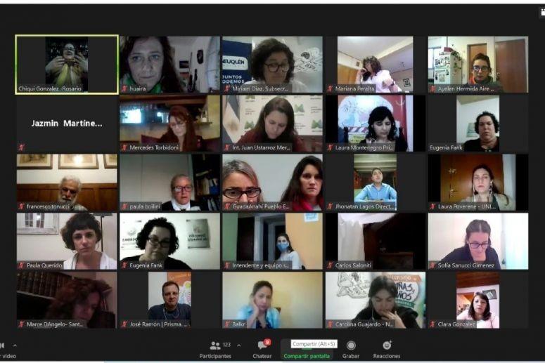 Encuentro virtual con Francesco Tonucci