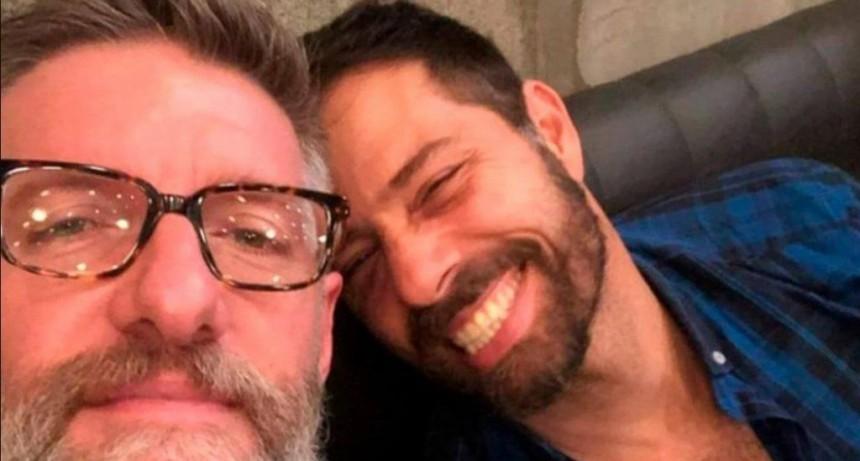 Sorpresivo: Luis Novaresio se casa con su novio - Todo lo que amo a este tipo