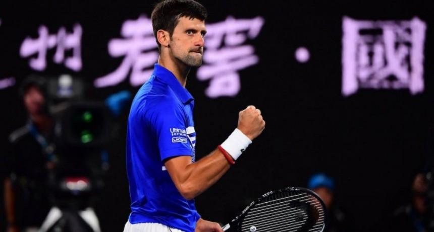 Djokovic y su esposa dieron negativo en el nuevo test de coronavirus