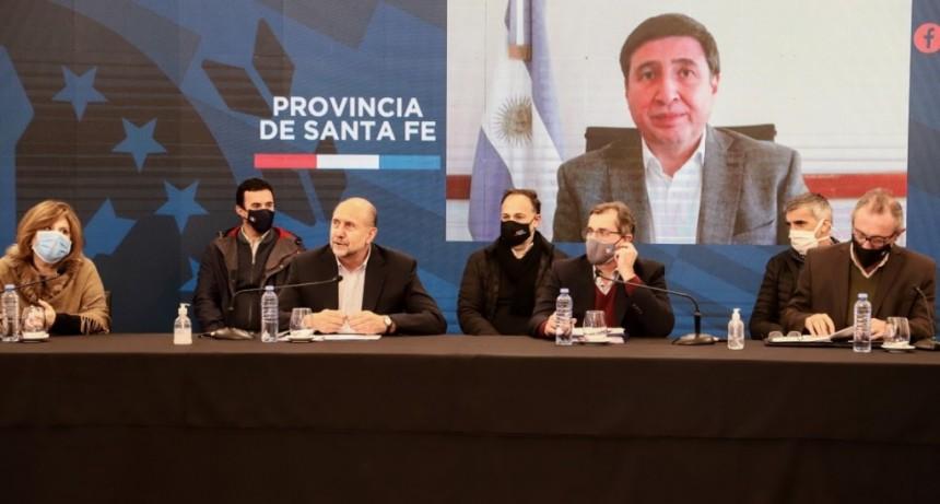 Provincia y Nación firmaron convenios para implementar el programa Potenciar Trabajo Santa Fe
