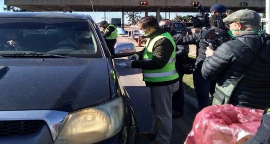 Santa Fe se para firme ante el incremento de casos en Entre Ríos