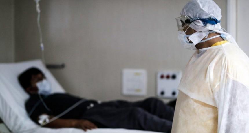 Argentina: 117 personas murieron y 5.344 nuevos casos, en un nuevo récord