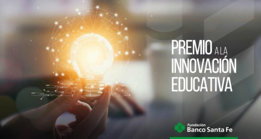 La Fundación Banco Santa Fe lanza el premio a la innovación educativa