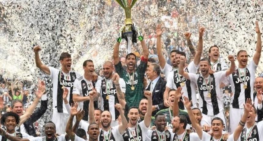 Tiembla Messi: Cristiano Ronaldo gritó campeón con la Juventus
