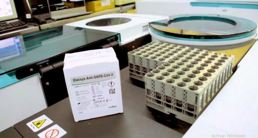 Avanza el nuevo laboratorio de biología molecular en Granadero Baigorria