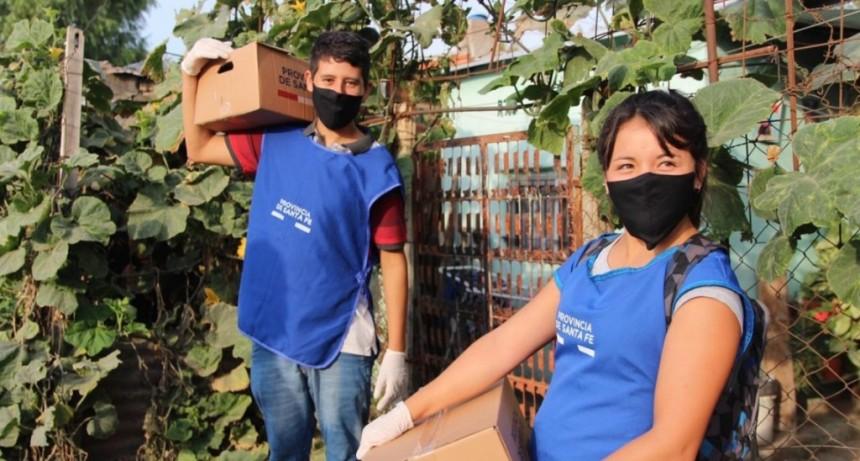 El programa de asistencia alimentaria lleva entregados 336.866 kits alimentarios