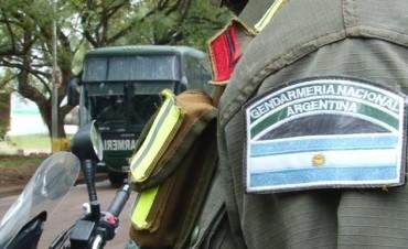La Nación quiere desplegar más de 3 mil gendarmes en toda la provincia
