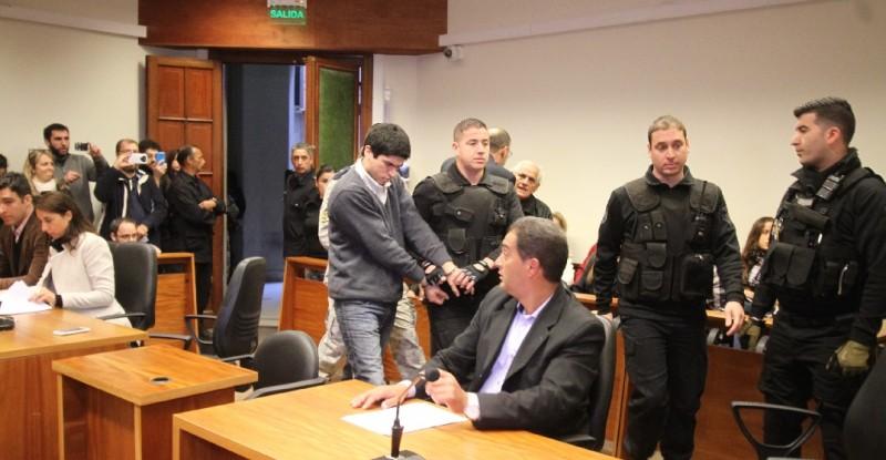 Condenaron a Feruglio a prisión perpetua por el cuádruple crimen