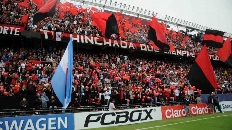 Colón ante Rosario Central irá sin público visitante