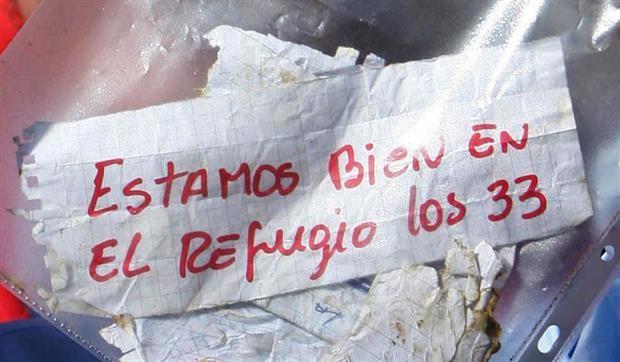 Internan en un psiquiátrico al minero chileno que escribió