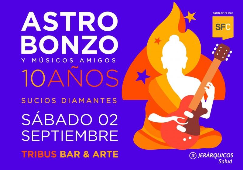 Astro Bonzo celebra sus 10 años