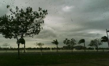 Miércoles lluvioso en la ciudad