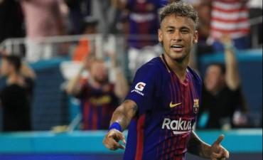 La Liga no acepta la cláusula de Neymar