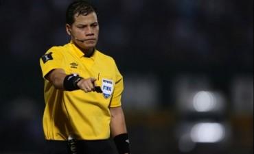 Carillo será el árbitro del partido entre Argentina y Uruguay