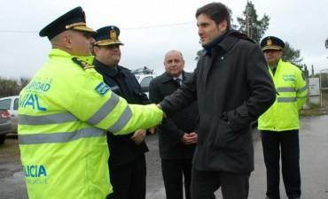 Desplazaron al jefe provincial de la Policía de Seguridad Vial